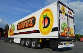 2 Krone GFK-steel's voor Deniz Fruit B.V.