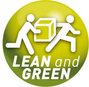 Logo Lean & Green (zonder vierkant)