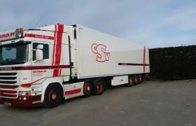 Nieuwe koeloplegger voor Suijker Transport BV
