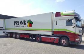 Nieuwe koeloplegger met stuuras voor MJ Pronk BV