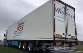 Nieuwe koeloplegger voor Vebatrans Urk