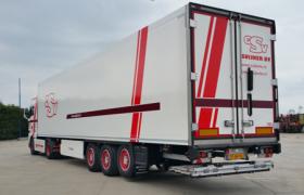 Nieuwe koeloplegger voor Suijker Transport