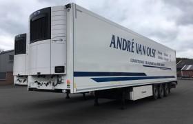 Twee nieuwe Polyester-Steel's voor André van Olst