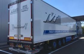 Nieuwe koeloplegger voor Theus Vervoorn Transport