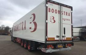 Nieuwe Wezenberg koeloplegger voor Boonstra Transport