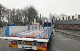 5 nieuwe Wezenberg steel liners voor Syndus Group