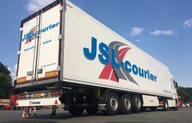JSL Courier Wapenveld kiest voor Wezenberg Krone koeloplegger