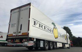 3x Wezenberg Krone voor Freshtrans – de Kwakel