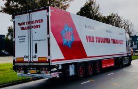 2x Nieuwe Wezenberg polyester Krone koeloplegger voor Van Twuijver Heerhugowaard