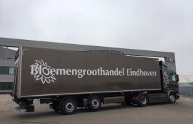 2x Wezenberg Krone city koelopleggers voor Bloemengroothandel Eindhoven