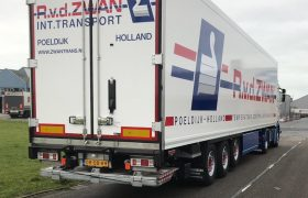 Van der Zwan Poeldijk kiest voor Wezenberg Polyester Krone