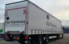 Plantenspecialist Olaf Nijenkamp Raalte ontvangt 2x Wezenberg Krone