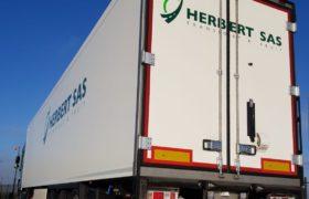 2x nieuwe Wezenberg Polyester MT koeler voor Herbert Sas Dreumel
