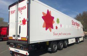 Star Roses kiest voor Wezenberg Polyester Krone koel oplegger