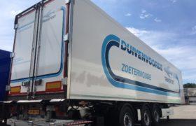 Wezenberg polyester Krone voor Duivenvoorde Transport Zoeterwoude
