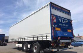 Nieuwe Wezenberg Krone voor Van de Put Transport Nunspeet