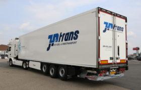 2e Wezenberg Polyester Krone koeloplegger aan JP Trans Urk geleverd