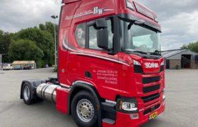 10 nieuwe NGT Scania's op LNG