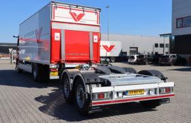 Wezenberg Trailers levert dolly af aan Van Veldhuizen Logistiek in Veenendaal