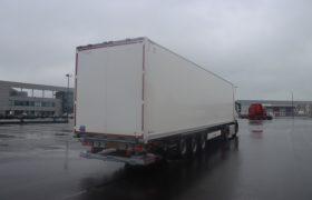 Wezenberg Trailers levert Krone Dry Liner af aan D&A Transport in Zaandam