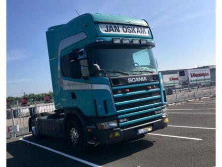 Scania R164 LA4X2 NA 480