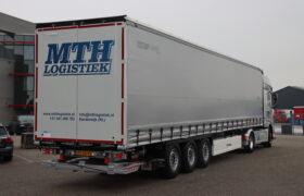 Wezenberg Trailers levert Krone Tautliner af aan MTH Logistiek uit Harderwijk