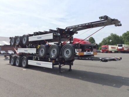 Krone Containerchassis