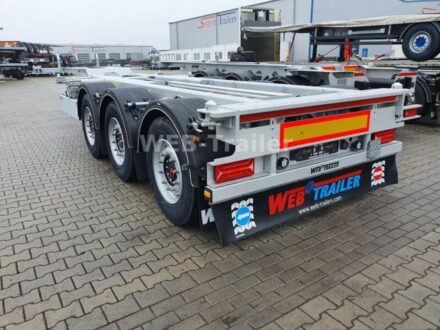 WEBTRAILER COS-27 Containerchassis